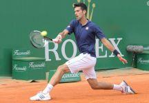 Novak Djokovic a Bercy per parlare della Coppa del Mondo del tennis con Piquè