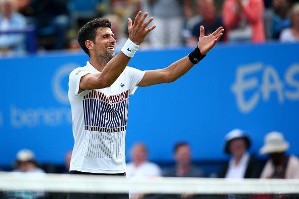 Wimbledon: LORENZI OUT, FEDERER E DJOKOVIC AL 3° TURNO