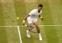 """Gustavo Fernandéz ricorda il gesto di Novak Djokovic: """"Dopo, mi ha anche fatto un paio di domande tecniche. Abbiamo parlato per circa dieci minuti ed ho notato che lui fosse davvero sorpreso. Lui mi guardava da tennista a tennista, mi trattava da pari"""""""
