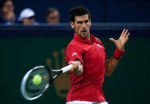 Video del Giorno: Le fasi finali del successo di Novak Djokovic a Shanghai