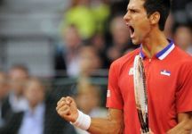 """Bogdan Obradovic, capitano della Serbia, spiega le ragioni del forfait di Djokovic: """" Ha bisogno di una pausa, è esausto sia mentalmente che fisicamente"""""""