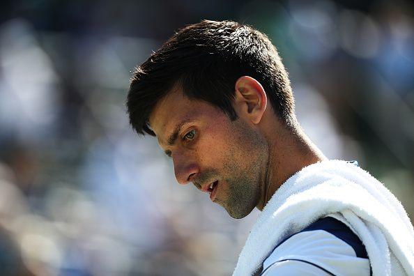 Novak Djokovic ex n.1 del mondo