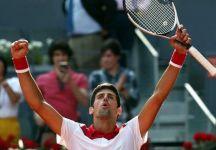 """Novak Djokovic parla della """"Non amicizia"""" con Roger Federer"""