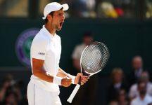 Wimbledon: Novak Djokovic è tornato. Supera Kevin Anderson in tre set, vincendo il quarto titolo ai Championships, in una finale senza storia