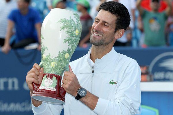 Novak Djokovic classe 1987, n.6 del mondo