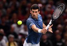 Masters 1000 Parigi Bercy: tre ore di battaglia, Djokovic supera Federer e vola in finale