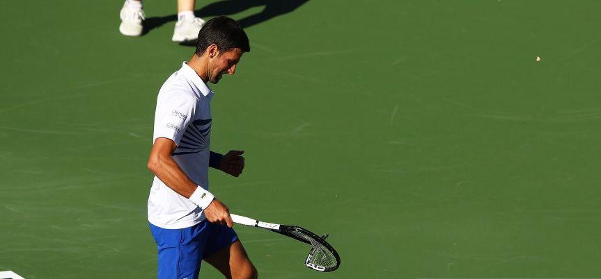 Risultati dal torneo di Indian Wells