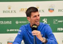 """Da Monte Carlo: Novak Djokovic """"i campi di Monte-Carlo sono i più lenti del circuito"""""""