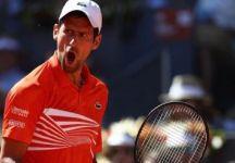 Masters 1000 Madrid: Terzo sigillo per Novak Djokovic