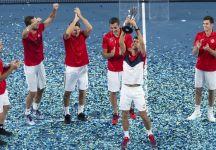 ATP Cup: Raccolti 500 mila dollari per le devastazioni causate dal fuoco in Australia