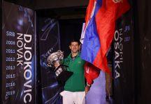 """Da Melbourne: Parlano Novak Djokovic e Dominic Thiem. Djokovic """"In questo momento della mia carriera , i tornei del Grande Slam sono quelli che apprezzo di più"""""""