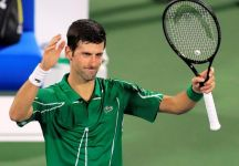 ATP Dubai: Novak Djokovic annulla tre match point consecutivi a Monfils ed è in finale. Sfiderà Tsitsipas (con il video delle semifinali)