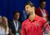 BREAKING: Novak Djokovic positivo al Covid-19