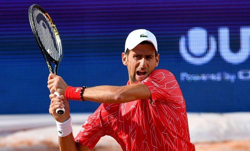 Novak Djokovic n.1 del mondo