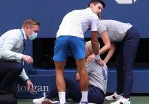 Novak Djokovic difende la Giudice di Linea minacciata di morte sui social