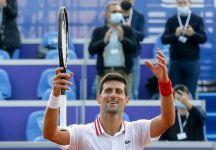 ATP Parma e Belgrado: Le Finali. Novak Djokovic vince il torneo di casa di Belgrado