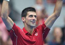 ATP Beijing: Sensazionale Djokovic. Il serbo gioca una delle migliori partite della carriera e vince per la quinta volta il torneo cinese e rimane imbattuto a Beijing