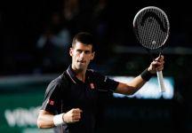 """Novak Djokovic ha """"sfruttato"""" l'altezza di Bojan Bozovic per allenarsi alla risposta"""