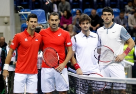 Risultati con il live dettagliato della Davis Cup