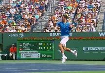Djokovic ancora campione ad Indian Wells, supera in tre set Federer in una bella finale