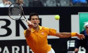 Novak Djokovic classe 1987, n.1 del mondo - Foto Tonelli