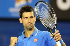 Novak Djokovic ha all'attivo quattro vittorie all'Australian Open (2008, 2011, 2012, 2013).