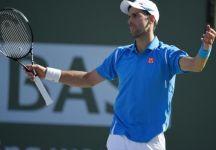 Masters 1000 – Indian Wells: Djokovic sul velluto, supera facilmente un Raonic non al meglio e vince il primo Masters 1000 stagionale