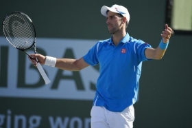 Per Novak Djokovic si tratta del quinto successo in carriera ad Indian Wells.