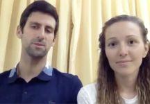 "Marzo 2018, Djokovic: ""Jelena, mi ritiro, dillo agli sponsor"""