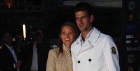 Per Novak Djokovic e Jelena Ristic in arrivo il secondo figlio?