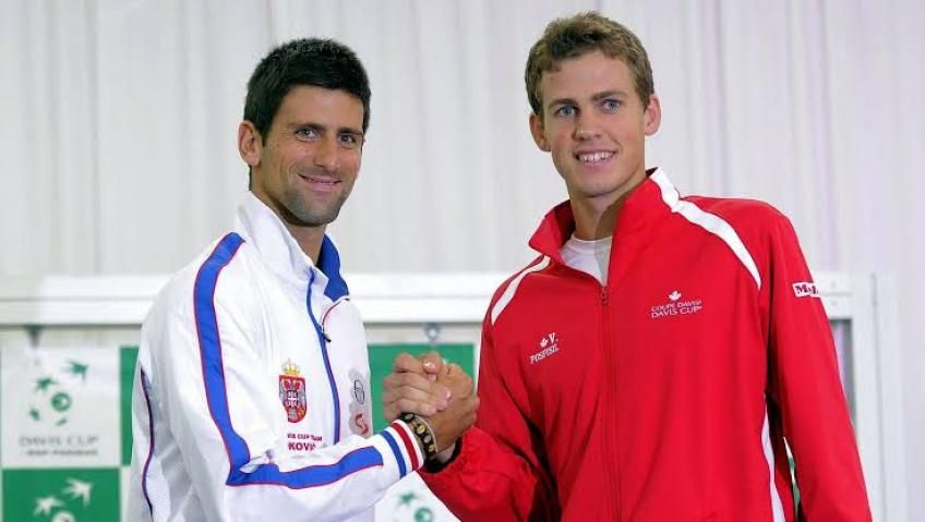 Djokovic & Pospisil, i due leader della PTPA