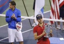 Us Open: Le dichiarazioni di Novak Djokovic e Rafael Nadal