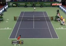 Video del Giorno: Spettacolare punto di Novak Djokovic (con Tweener e Drop Shot)