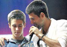 Djokovic a Pontedera, Buon Sangue non mente! Djordje, fratello minore del numero 2 del mondo Nole, è la prima presenza annunciata al Torneo ITF di fine Luglio