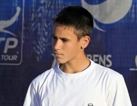 Djordje Djokovic classe 1995, n.1541 del mondo