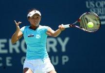 Ranking WTA: +2 per Misaki Doi