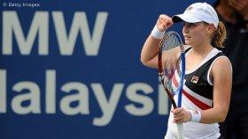 Jelena Dokic è stata la quarta giocatrice del mondo.