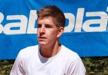 Roland Garros Juniores: Buona prova di Matteo Donati con Luke Saville, n.591 del mondo