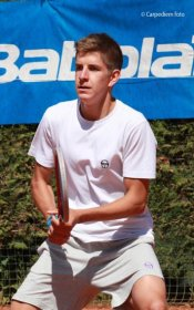 Matteo Donati classe 1995, n.130 del ranking Under 18