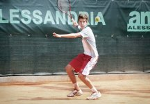 Italia F7 &#8211; Sanremo: Turno Finale Qualificazione e Main Draw. Altri quattro azzurri nel tabellone principale, Bene Donati. Galovic al secondo turno (Domani Quinzi in campo alle ore 19:30)