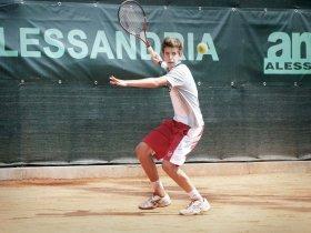 Matteo Donati classe 1995, n.36 nel ranking Under 18