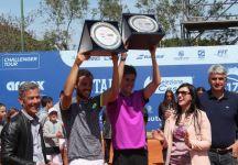 Challenger Barletta, a Cecchinato e Donati il titolo nel Doppio (Video)