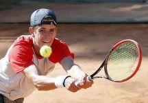 Challenger Drummondville: Matteo Donati elimina Norbert Gombos, n.117 ATP ed è ai quarti