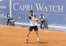 Challenger Napoli: Sfuma il primo titolo in carriera nel circuito challenger per Matteo Donati