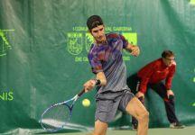 Challenger Ismaning:  Matteo Donati e Salvatore Caruso ai quarti di finale (Video)