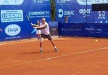 Challenger Vicenza: Matteo Donati in finale. Sconfitti in semifinale Moroni e Caruso (Video)