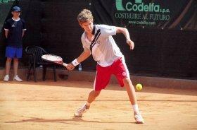 Matteo Donati classe 1995, n.1224 del mondo nel ranking ATP