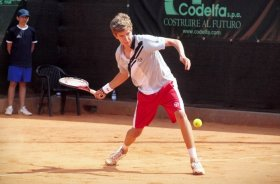 Matteo Donati classe 1995, senza ranking ATP