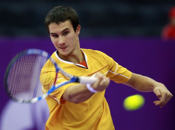 Donskoy n.1 del seeding in Cina