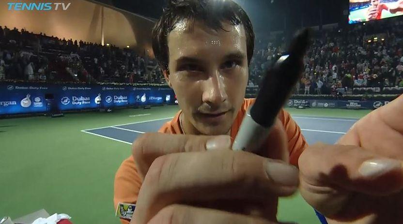 Evgeny Donskoy classe 1990 e n.116 ATP